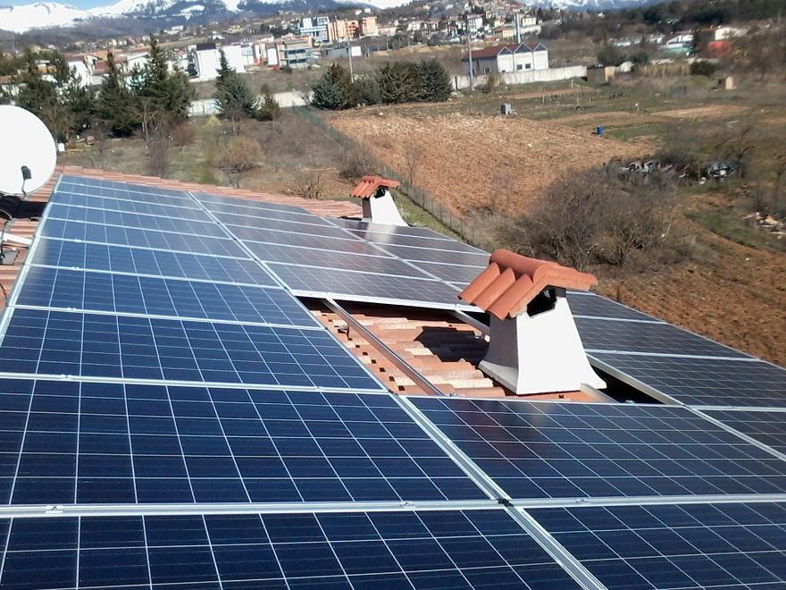 Fotovoltaico Torretta