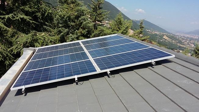fotovoltaico Civita di Bagno